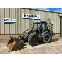 JCB 4CX Sitemaster Backhoe Loaders 50436