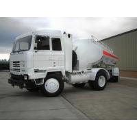 Foden 4380 MWAD 8x6 Multidrive Tanker truck 20000 Lt.