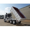 Volvo FL12 6x6 tipper with protected cab  for sale Military MAN trucks