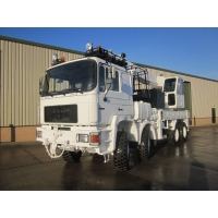 MAN 41.372 8x8 LHD recovery/ 28t crane truck for sale