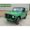 Mercedes Benz 250GD wolf 4x4
