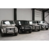 Armoured Mercedes G500  Wagon SUVs- 4x4