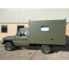 Mercedes GD250 G Wagon 4x4 Box Vehicle | Ex military vehicles for sale, Mod Sales, M.A.N military trucks 4x4, 6x6, 8x8