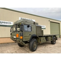 MAN HX60 18.330 4x4 Flat Bed Cargo Truck for sale in Africa