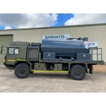 Unused MAN 4x4 7500 Litre Bunded Fuel Tanker  for sale Military MAN trucks