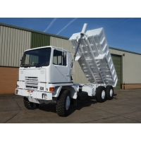 Bedford TM 6x6 Tipper Truck