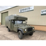 Land Rover 130 Defender Wolf Ambulance   ex military for sale