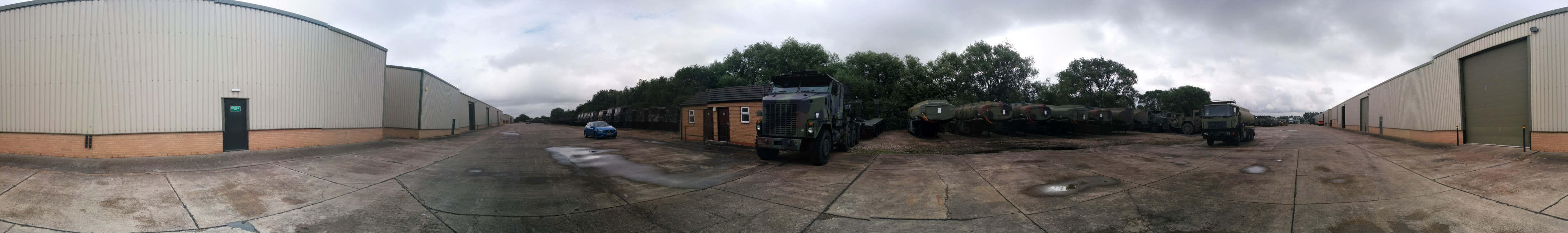 LJackson and co ltd | The Rocket site. Used ex army truck for sale
