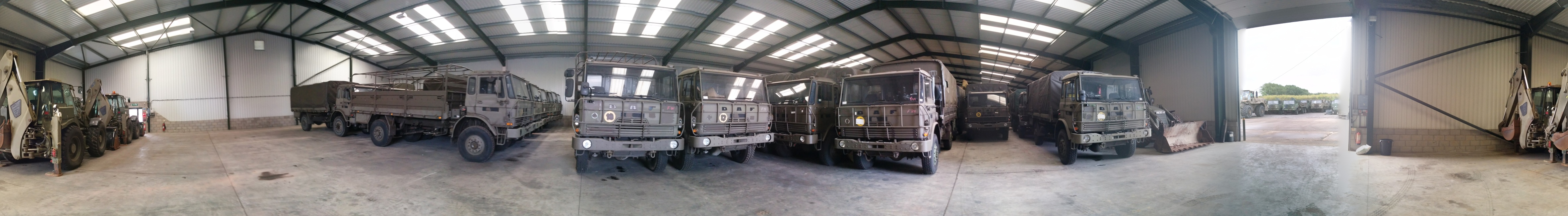 The UK MOD Direct Sales	| LJackson and co ltd. Ex military vehicles for sale